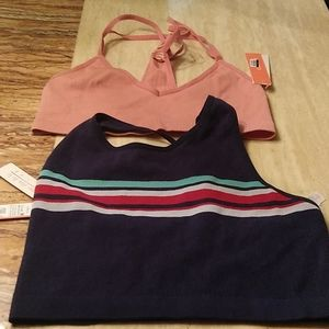 Other - 2 new Sports Bras Size Large